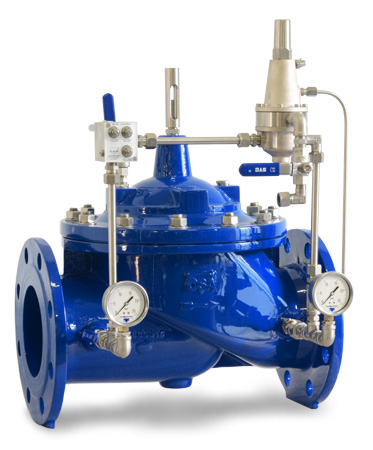 photo of the differential pressure sustaining valve XLC 495