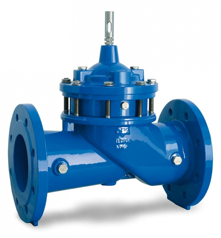 Photo of the valve XLC 300 DC DN 150 CSA