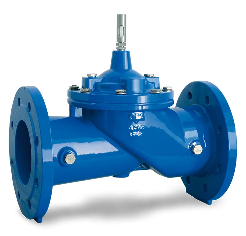 Photo of the valve XLC 300 DN 150 CSA