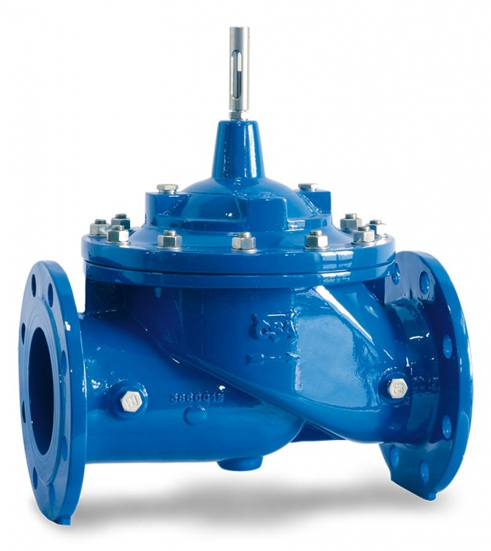 Photo of the valve XLC 400 DN 150 CSA