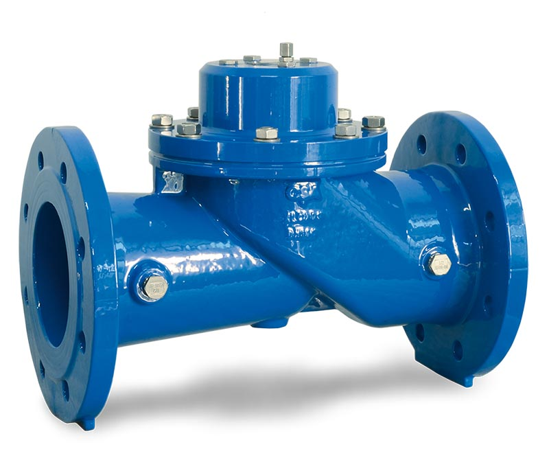 Photo of the valve XLC 500 DN 150 CSA